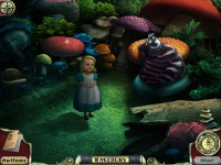 Fiction Fixers: Adventures in Wonderland Game screenshot 2