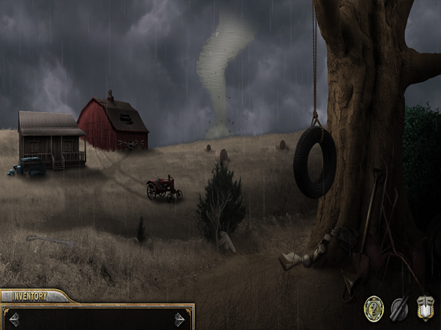 Fiction Fixers: The Curse of OZ Game screenshot 3