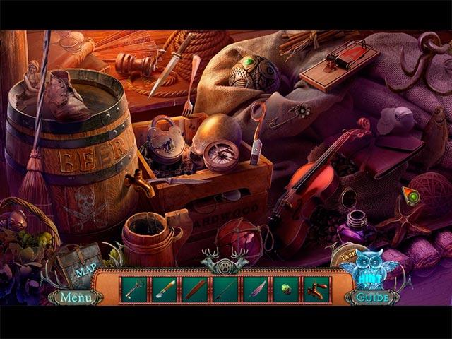Fierce Tales: Feline Sight Collector's Edition Game screenshot 1