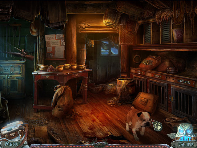 Fierce Tales: The Dog's Heart Collector's Edition Game screenshot 2
