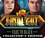 Free Final Cut: Fade to Black Collector's Edition Game