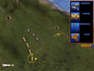 Final Fortress Game screenshot 2