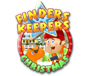 Free Finders Keepers Christmas Game