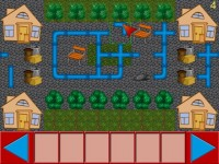 FireMan Game screenshot 2