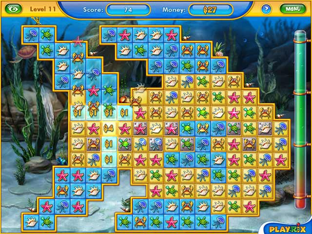Fishdom 2 Game screenshot 1
