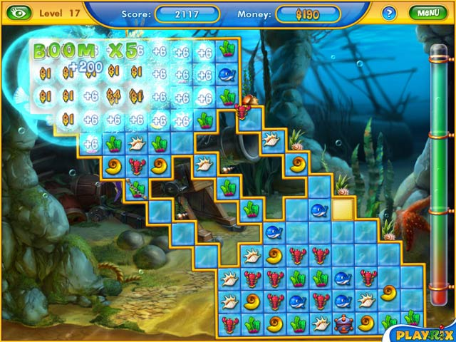 Fishdom 2 Game screenshot 3