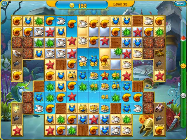 Fishdom 3 Collector's Edition Game screenshot 1