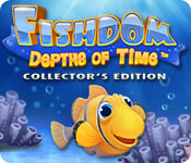 Free Fishdom: Depths of Time Collector's Edition Game