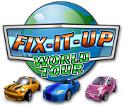 Free Fix-It-Up: World Tour Game