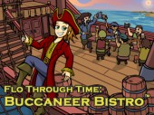 Free Flo Through Time: Buccaneer Bistro Game