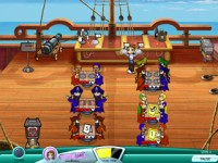 Flo Through Time: Buccaneer Bistro Game screenshot 3