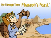 Free Flo Through Time: Pharaoh's Feast Game