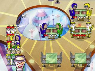 Flo Through Time: Snack to the Future Game screenshot 2