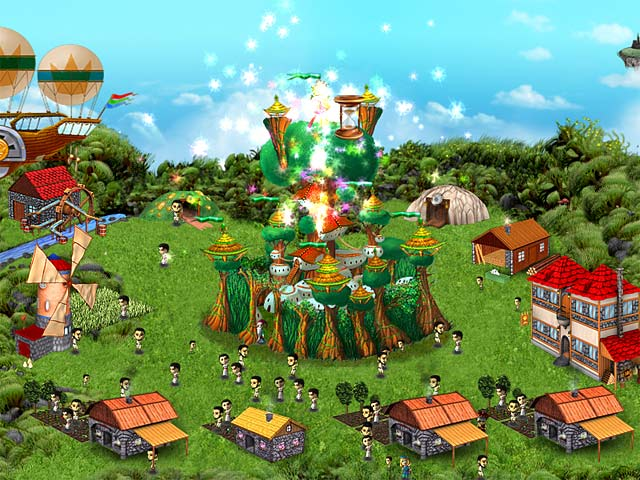 Floating Kingdoms Game screenshot 2