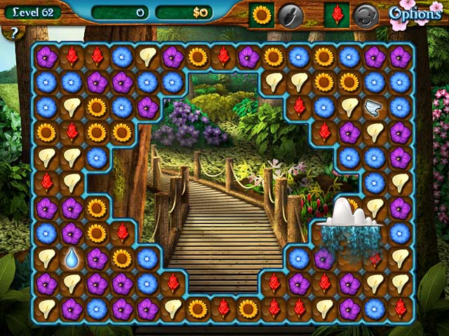 Flower Paradise Game screenshot 1