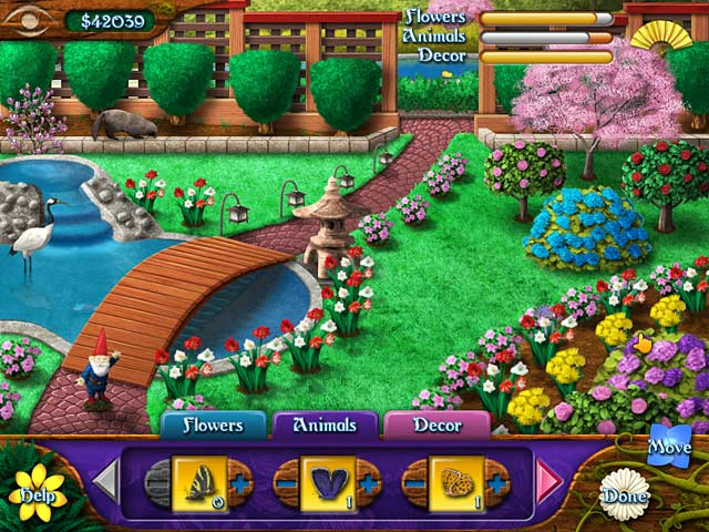 Flower Paradise Game screenshot 3