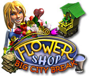 Free Flower Shop Big City Break Game