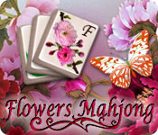 Free Flowers Mahjong Game