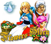 Free Flowers Story Game