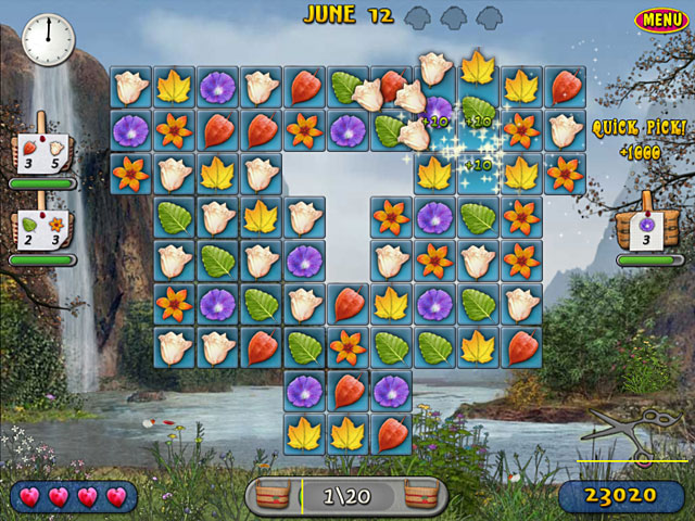 Flowery Vale Game screenshot 2