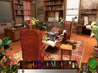 Flux Family Secrets: The Rabbit Hole Collector's Edition Game screenshot 1