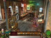 Flux Family Secrets: The Rabbit Hole Collector's Edition Game screenshot 2