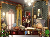 Flux Family Secrets: The Rabbit Hole Collector's Edition Game screenshot 3