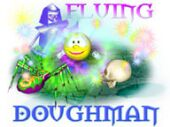Free Flying Doughman Game