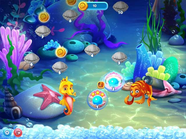 Flying Fish Quest Game screenshot 2