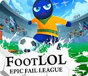 Free FootLOL: Epic Fail League Game