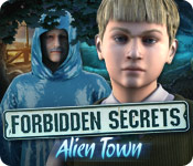 Free Forbidden Secrets: Alien Town Game