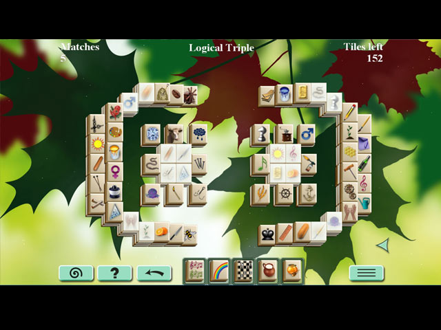 Forest Mahjong Game screenshot 2