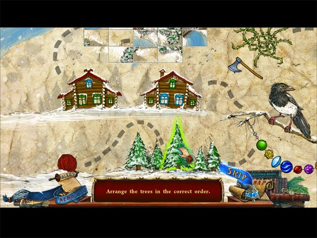 Forgotten Books: The Enchanted Crown Collector's Edition Game screenshot 3