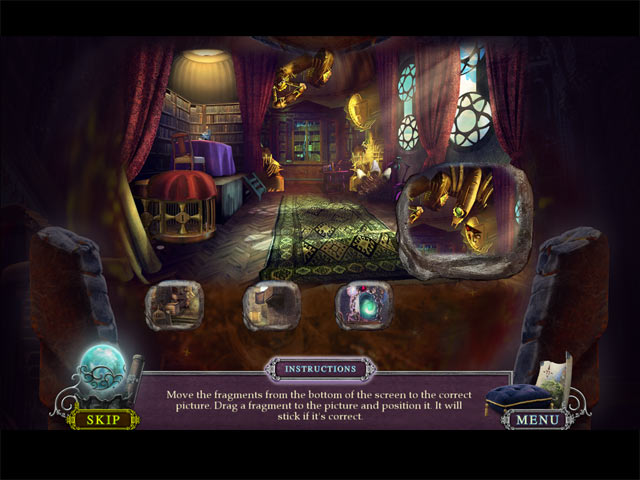 Forgotten Kingdoms: The Ruby Ring Collector's Edition Game screenshot 3