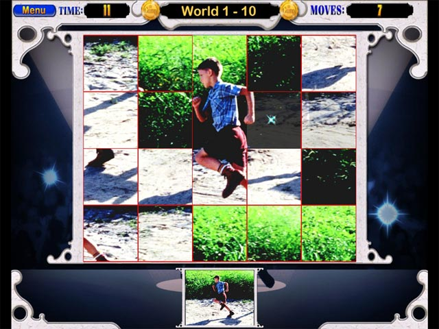 Forrest Gump Match 3 Game Game screenshot 3