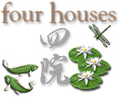 Free Four Houses Game