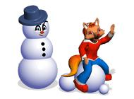 Free Foxy Jumper 2 Winter Adventures Game