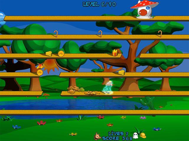 Foxy Jumper Game screenshot 3
