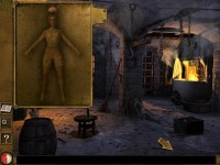 Frankenstein. The Dismembered Bride Game screenshot 2