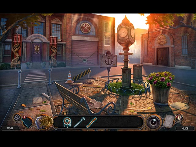 Fright Chasers: Dark Exposure Collector's Edition Game screenshot 1