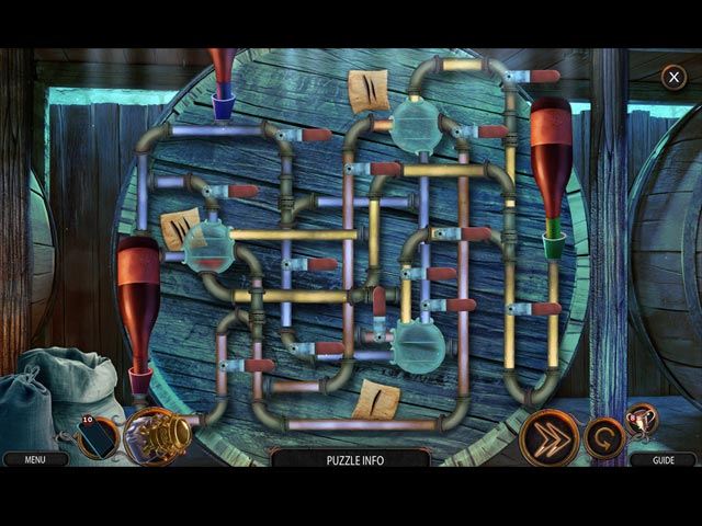 Fright Chasers: Dark Exposure Collector's Edition Game screenshot 3