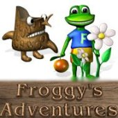 Free Froggy's Adventures Game