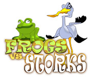 Free Frogs vs Storks Game