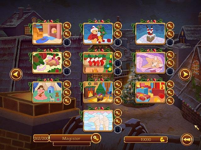 Frozen Patchworks Game screenshot 2
