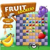 Free Fruit Lockers Game