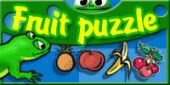 Free Fruit Puzzle 3D Game