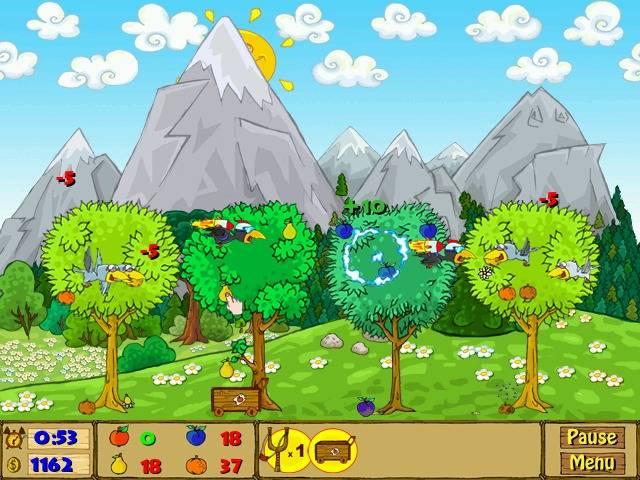 Fruity Garden Game screenshot 3