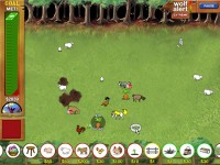 Funky Farm 2 Game screenshot 1