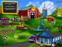 Funky Farm 2 Game screenshot 2