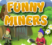Free Funny Miners Game